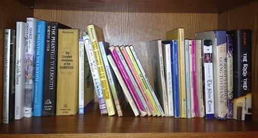 comfort books