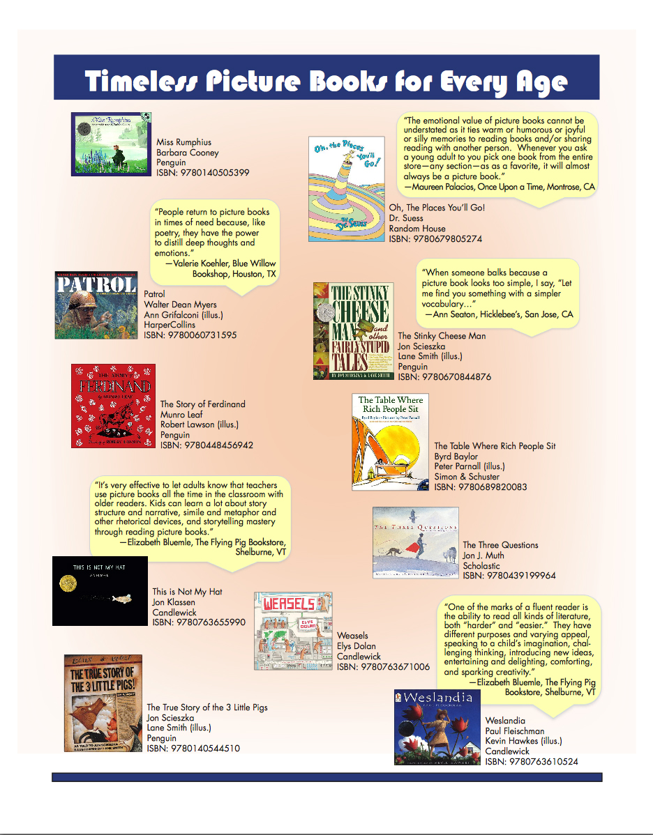 Timeless Picture Books page 2