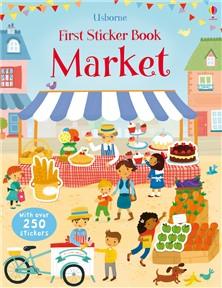 first-sticker-book-market