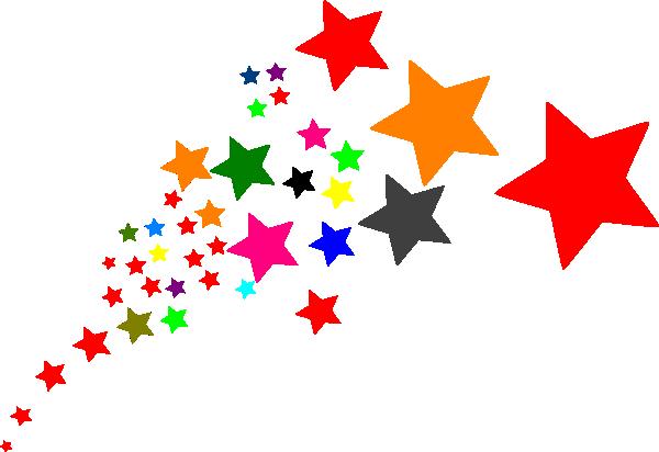 stars shooting