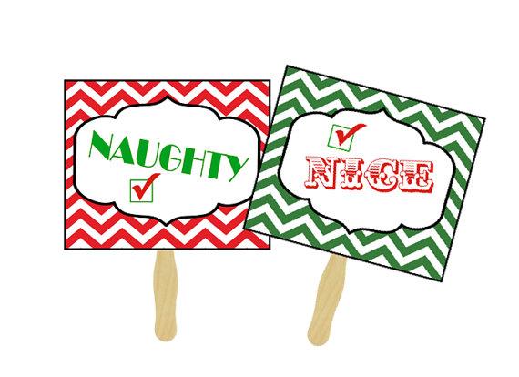 Magnificent Naughty Or Nice A Customer39S Guide Shelftalker Easy Diy Christmas Decorations Tissureus