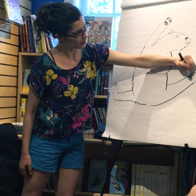 Liz Starin Draws 2